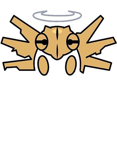 Shedija Pokemon by thetruth90210
