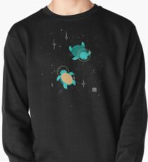 Space Turtles Pullover
