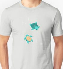 Space Turtles Unisex T-Shirt