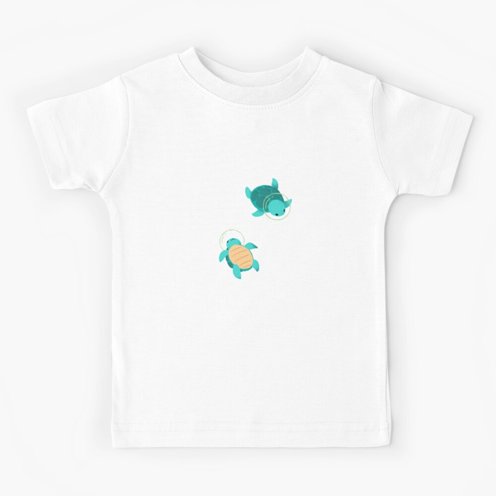 Space Turtles Kids T-Shirt