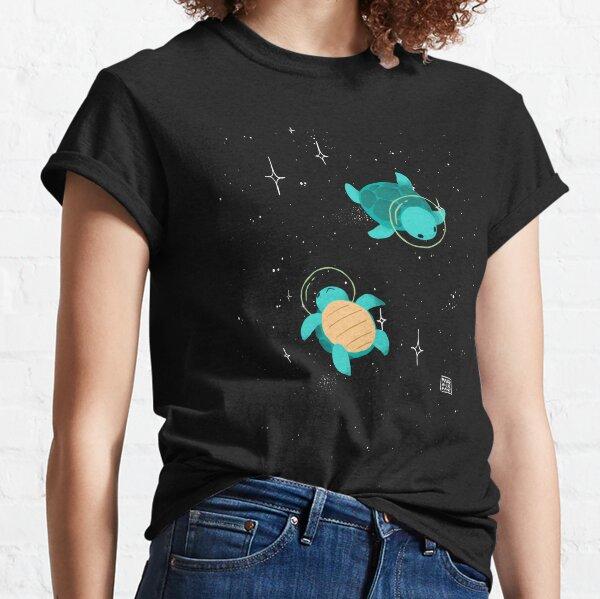 Tortugas espaciales / tortugas espaciales Camiseta clásica
