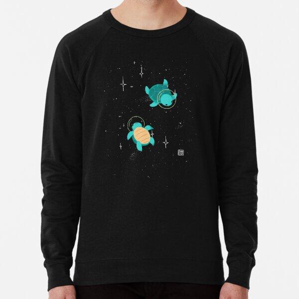 Tortugas espaciales / tortugas espaciales Sudadera ligera