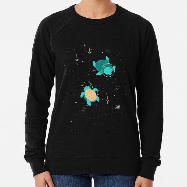 Space Turtles / Weltraumschildkröten Leichter Pullover