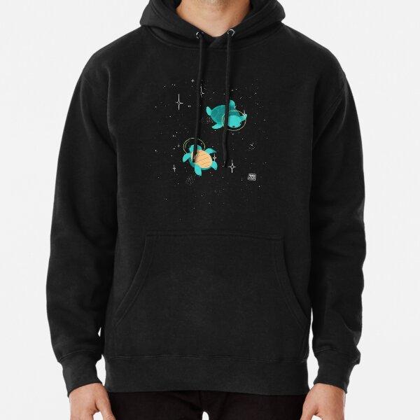 Space Turtles Pullover Hoodie