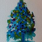 Christmas Tree by Deborah Pass