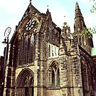 glasgow cathedral medieval cathedral by sebmcnulty