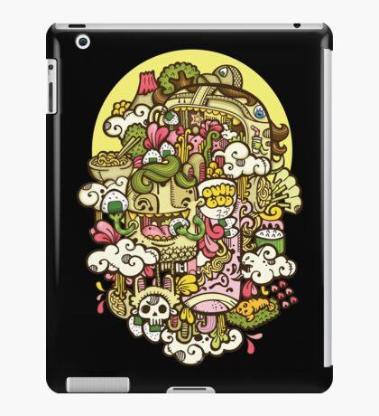 Midnight Hunger iPad Case/Skin