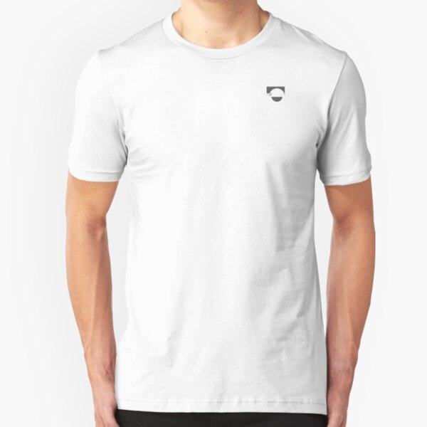 Plain Colors Slim Fit T-Shirt