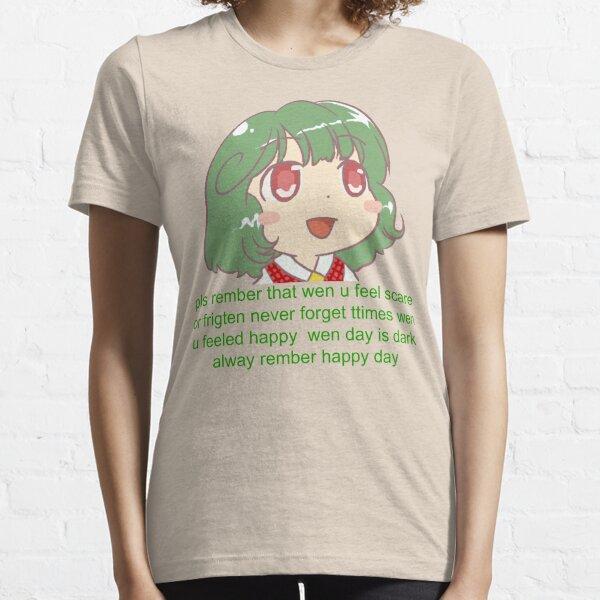 Chibi Yuuka Comforts You Essential T-Shirt