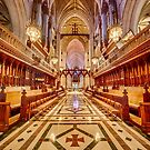 Magnificent Cathedral IV by Raymond Warren