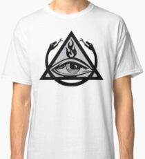 The Order of the Triad (The Venture Brothers) - No text! Classic T-Shirt