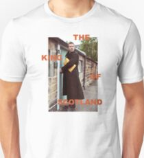 Ewan McGregor - The King of Scotland T-Shirt