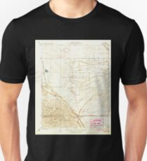 USGS TOPO Map California CA Tupman 296573 1933 31680 geo T-Shirt
