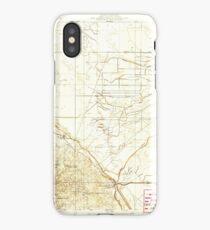 USGS TOPO Map California CA Tupman 296573 1933 31680 geo iPhone Case