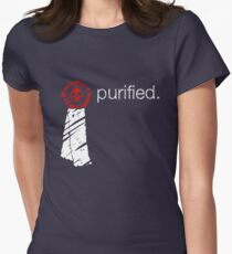 Purity Seal Women's Fitted T-Shirt