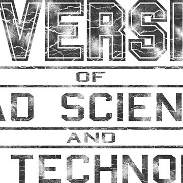 University of Mad Science and Evil Technology - Classic by Stelera