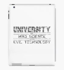 University of Mad Science and Evil Technology - Classic iPad Case/Skin