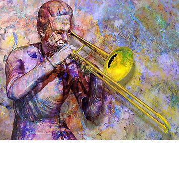 Trombone Solo by Borstelman