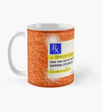 Pill Bottle Coffee Mug Mug