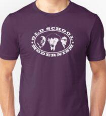 Old School Modernism Architecture T shirt Unisex T-Shirt