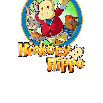 Hickory Hippo by rhannah25