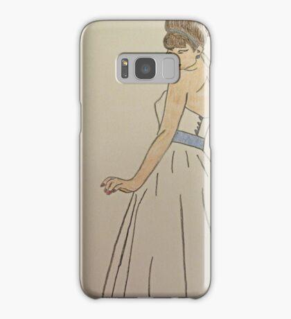 Wedding Dress No 1 Samsung Galaxy Case/Skin