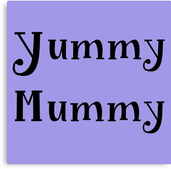 yummi mummy funny quote by huggymauve