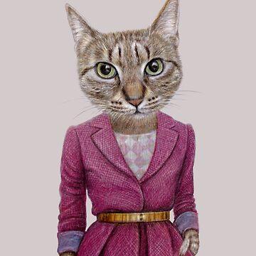 Mrs cat by windzao
