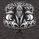 Aztec Ant Jester :) by Tom Godfrey