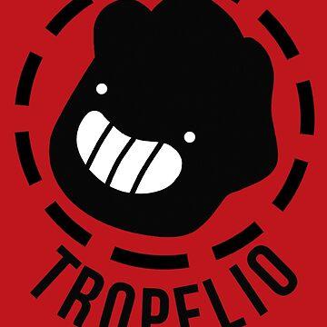 Tropelio Logo by Tropelio