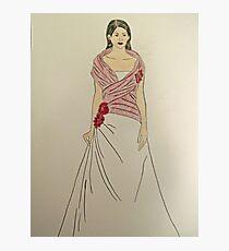Wedding Dress No 2 Photographic Print