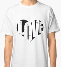 Love in Heart Classic T-Shirt