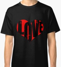 Love in Heart Classic T-Shirt