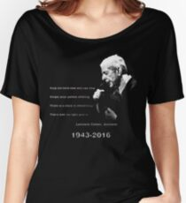 leonard cohen Women's Relaxed Fit T-Shirt