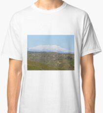 Mt Ruapehu, New Zealand Classic T-Shirt