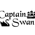 Captain Swan Icons Typography 2 by Marianne Paluso