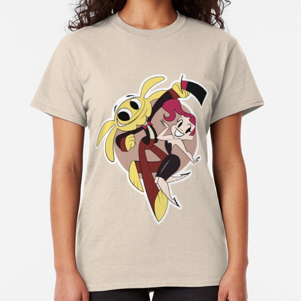 Monkey Rag- Mitzi and Spanko Classic T-Shirt
