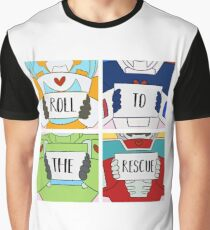 Roll To The Rescue! Graphic T-Shirt