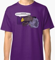 QUIET YOU WHIMPERING WORM! Classic T-Shirt