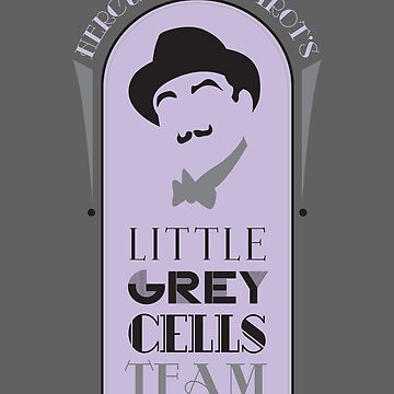 Poirot's Little Grey Cells Team by erospsyche