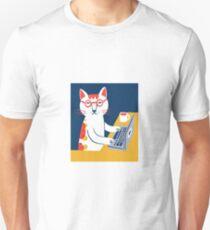 Geek cat T-Shirt