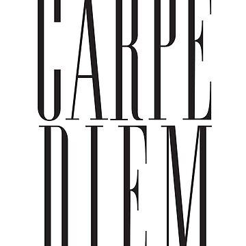 Carpe Diem Black by erospsyche