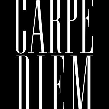 Carpe Diem White by erospsyche
