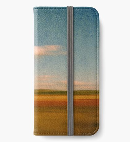 Cloudy Day iPhone Wallet