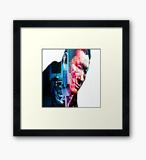 Underboss Otomo Framed Print