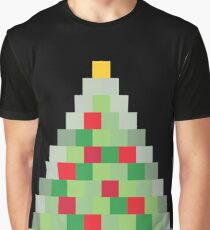 Pixel Perfect Holiday Graphic T-Shirt