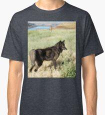Kochma over the Columbia River Classic T-Shirt