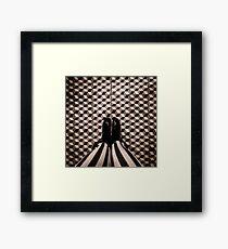 Patterns Framed Print