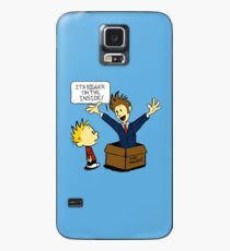 Calvin and the Doctor Case/Skin for Samsung Galaxy