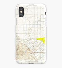 USGS TOPO Map California CA Tupman 301000 1954 24000 geo iPhone Case
